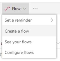 Create a Flow