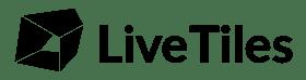 LiveTiles Logo Black Horizontal