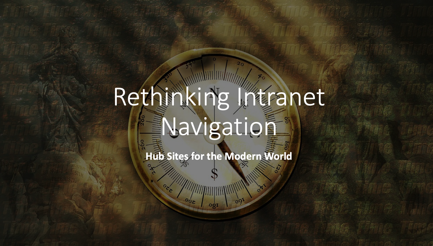 Rethinking Intranet Navigation Hubsites