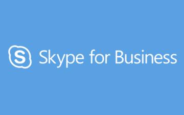 Skype for Business Training