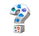 Silver Question Mark Icons