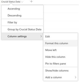 JSON Column Formatting (Part 1)