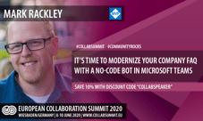 mark-rackley at European Collab Summit